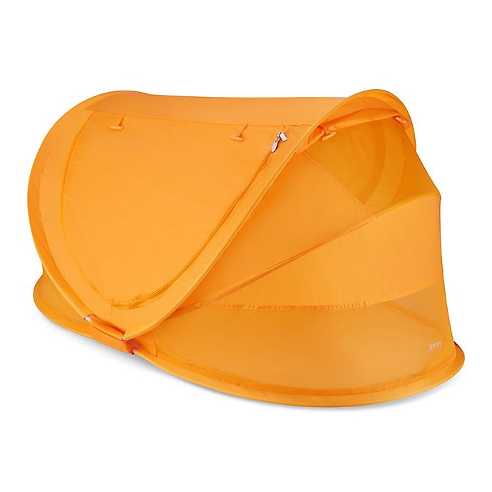 Alternate image 1 for Joovy® Gloo™ Baby Travel Bed in Yellow