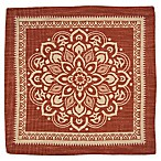 Marrakesh Canvas Placemat in Red