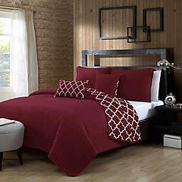 Avondale Manor Griffin Reversible Quilt Set