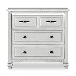Madison 3-Drawer Chest in Antique Grey