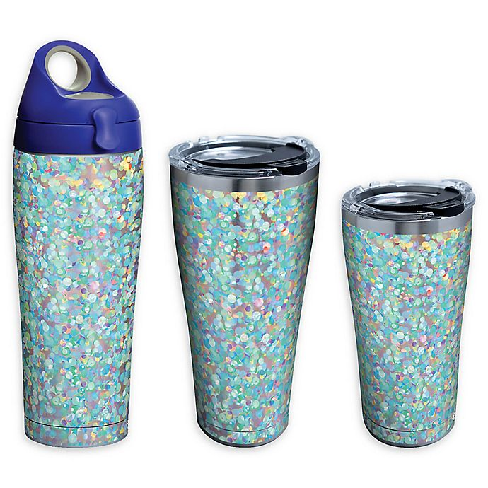 Alternate image 1 for Tervis® Iridescent Confetti Drinkware Collection