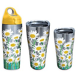 Tervis® Painted White Daisies Stainless Steel Drinkware Collection