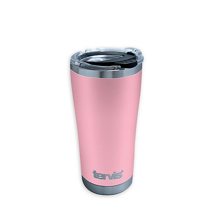 239cb502cf3 Tervis® Powder Coated Stainless Steel Tumbler with Lid | Bed Bath ...