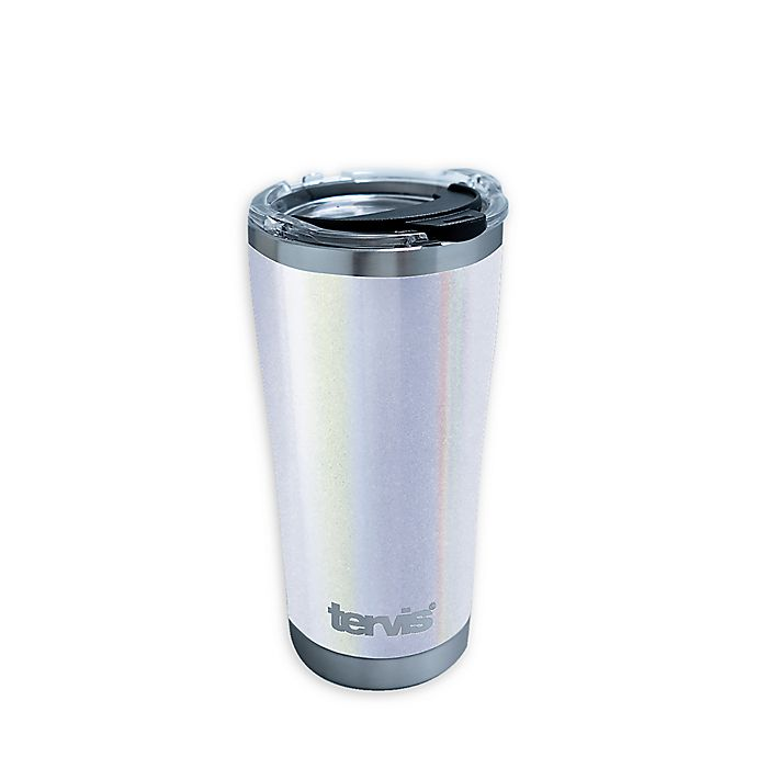 Alternate image 1 for Tervis® Shimmer 20 oz. Stainless Steel Tumbler with Lid