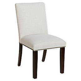Skyline Furniture Roselle Dining Chair in Cream