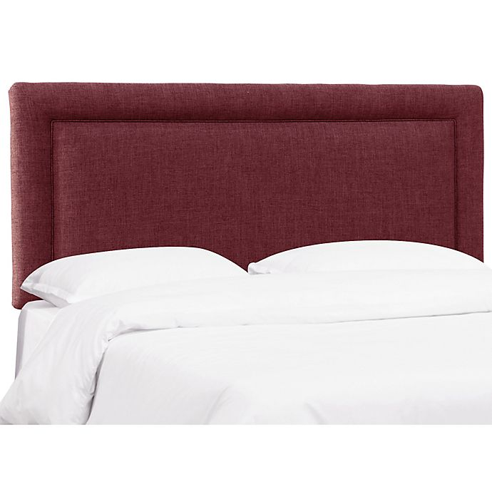 Alternate image 1 for Skyline Furniture Suzy Full Headboard in Oxblood