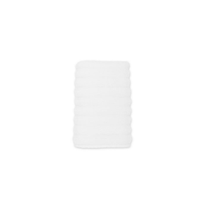 Buy Turkish Hand Towel: Buy Turkish Ribbed Hand Towel In White From Bed Bath & Beyond