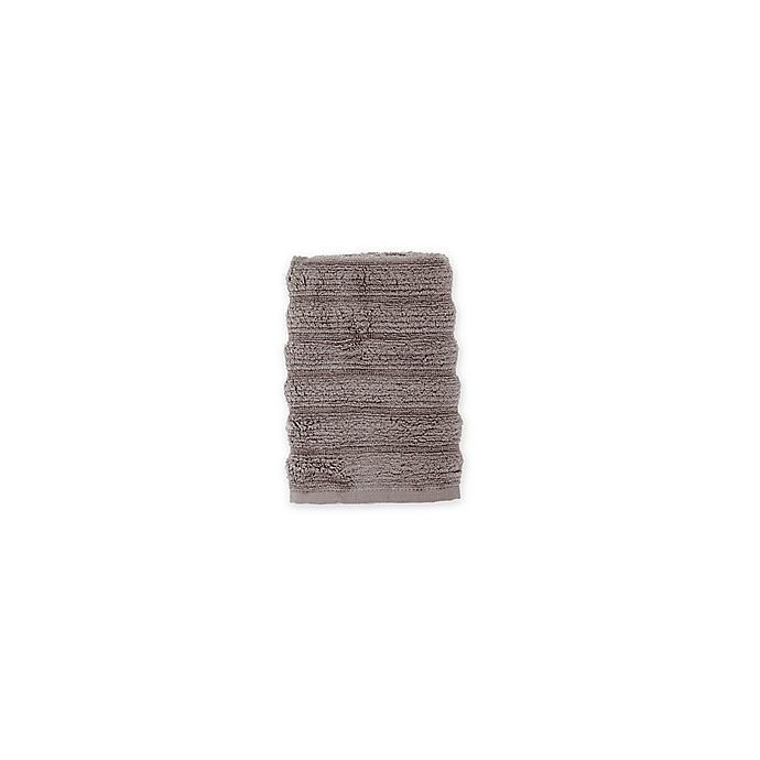 Alternate image 1 for Turkish Luxury Ribbed Washcloth