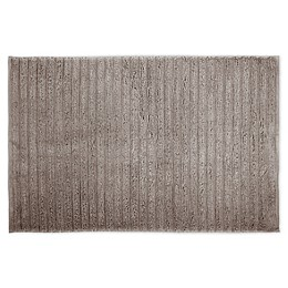"Turkish Luxury 20"" x 28"" Ribbed Bath Mat"