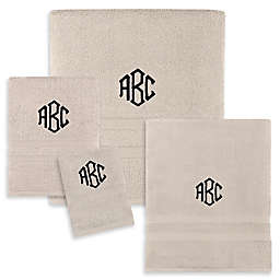 Wamsutta® Personalized Ultra Soft MICRO COTTON Bath Towel Collection