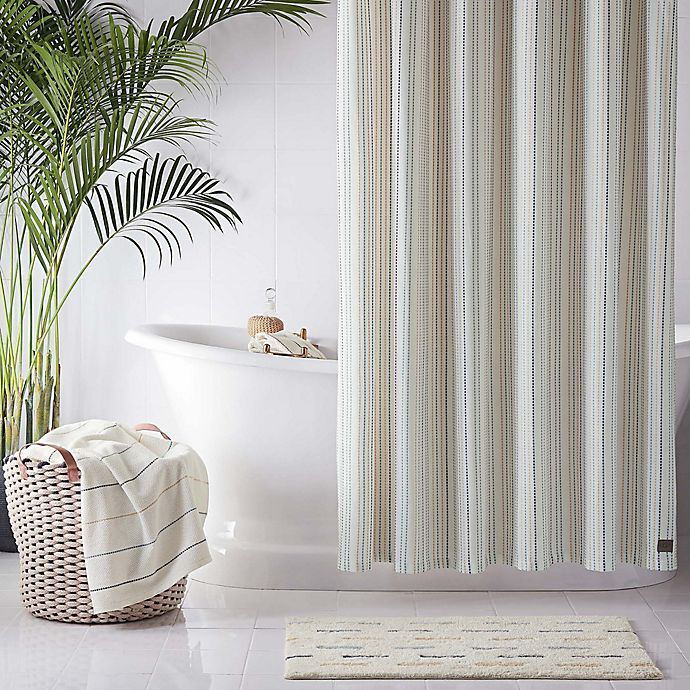 Alternate image 1 for UGG® Skye Shower Curtain Collection