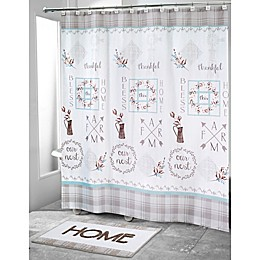 Avanti Our Nest Shower Curtain Collection