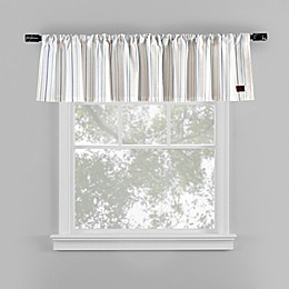 UGG® Skye Striped Window Valance
