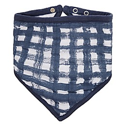 aden + anais® Waverly Bandana Bib in Blue