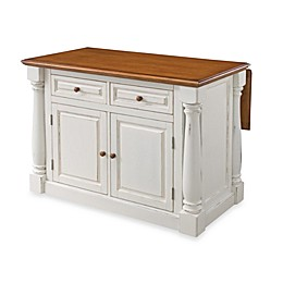 Home Styles Monarch Antiqued Kitchen Island
