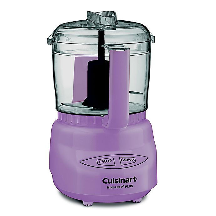 Alternate image 1 for Cuisinart® Serenity 3-Cup Mini-Prep Plus Processor in Lilac