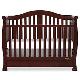Dream On Me Addison 5-in-1 Convertible Crib in Espresso