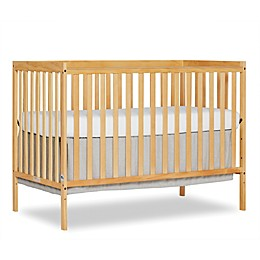 Dream On Me Synergy 5-in-1 Synergy Convertible Crib in Natural