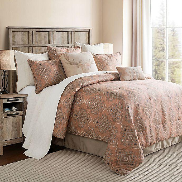 Alternate image 1 for HiEnd Accents Sedona 3-Piece Comforter Set