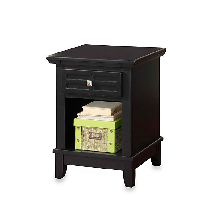 Alternate image 1 for Home Styles Arts & Crafts Nightstand