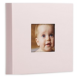 Pearhead® Baby Photo Album in Light Pink