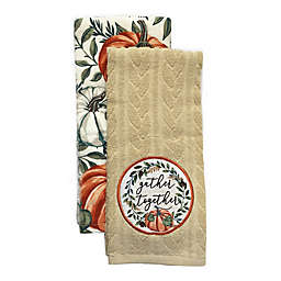 Gather Patch Kitchen Towels (Set of 2)