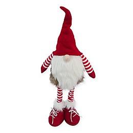Extendable Christmas Gnome Figure