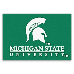 "Michigan State University 19"" x 30"" Starter Mat"