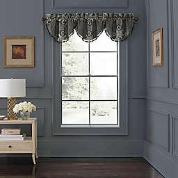 Waterford® Jonet 3-Piece Cascade Window Valance