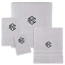 Monogrammed Wamsutta® Hygro® Duet Bath Towel Collection