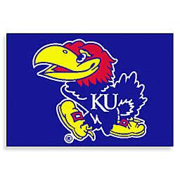 "University of Kansas 19"" x 30"" Starter Mat"