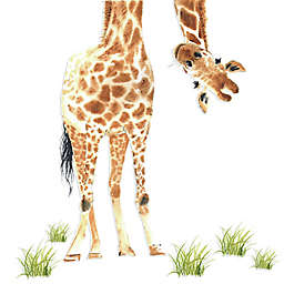 RoomMates® Giraffe Peel and Stick Wall Decals