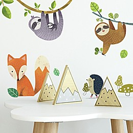 RoomMates® Forest Friends 41-Count Peel and Stick Wall Decals