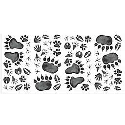 RoomMates® Animal Tracks Peel and Stick Wall Decals