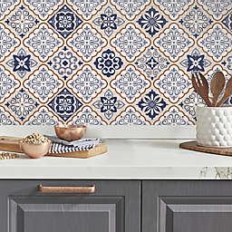 Roommates® Mexican Tiles Peel & Stick Vinyl Wall Decals