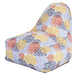 Majestic Home Goods Blooms Bean Bag Furniture Collection