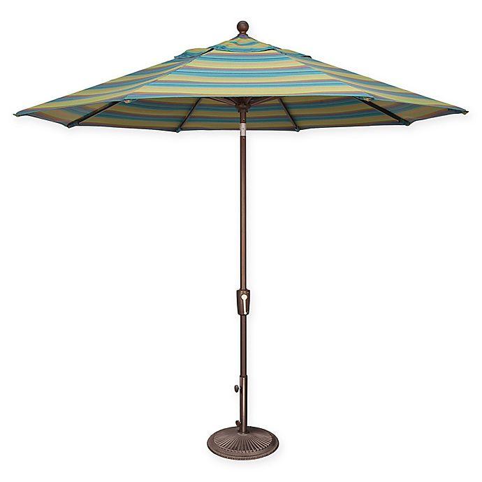 Alternate image 1 for SimplyShade® Catalina 9-Foot Octagon Aluminum Tilt Umbrella in Sunbrella® Fabric