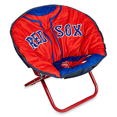 Boston Red Sox Children's Saucer Chair