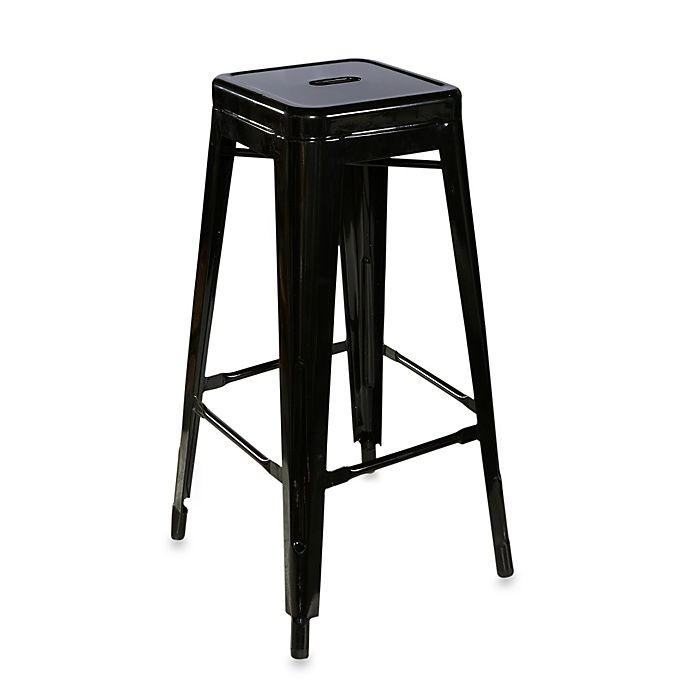 Industrial Metal Stools Bed Bath And Beyond Canada