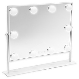 DANIELLE Hollywood 1X LED Large Makeup Mirror