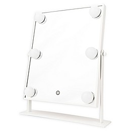 DANIELLE Hollywood 1x 6-Light LED Vanity Mirror