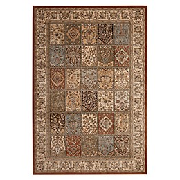 Abacasa Sonoma Lenox Tufted Area Rug  in Tan/Rust