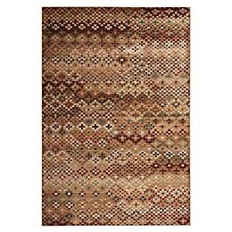Abacasa Sonoma Liano Tufted Rug in Tan/Beige