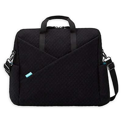 MOBY® Destination Backpack/Messenger Bag in Black