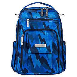 Ju-Ju-Be® Be Right Back Diaper Backpack in Blue Steel