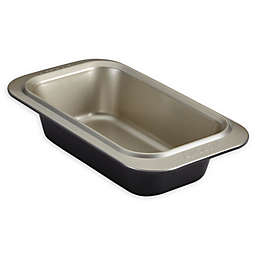 Anolon® Allure™ Nonstick 9-Inch x 5-Inch Loaf Pan in Onyx/Pewter