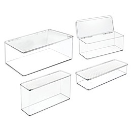 iDesign® Kitchen Binz Box Collection