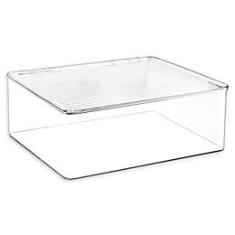 iDesign® Kitchen Binz 10.3-Quart Box with Lid