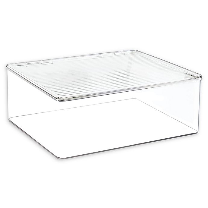 Alternate image 1 for iDesign® Kitchen Binz 10.3-Quart Box with Lid