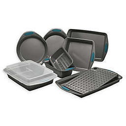 Rachael Ray™ Yum-o!® Nonstick 10-Piece Bakeware Set in Grey
